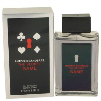 The Secret Game by Antonio Banderas