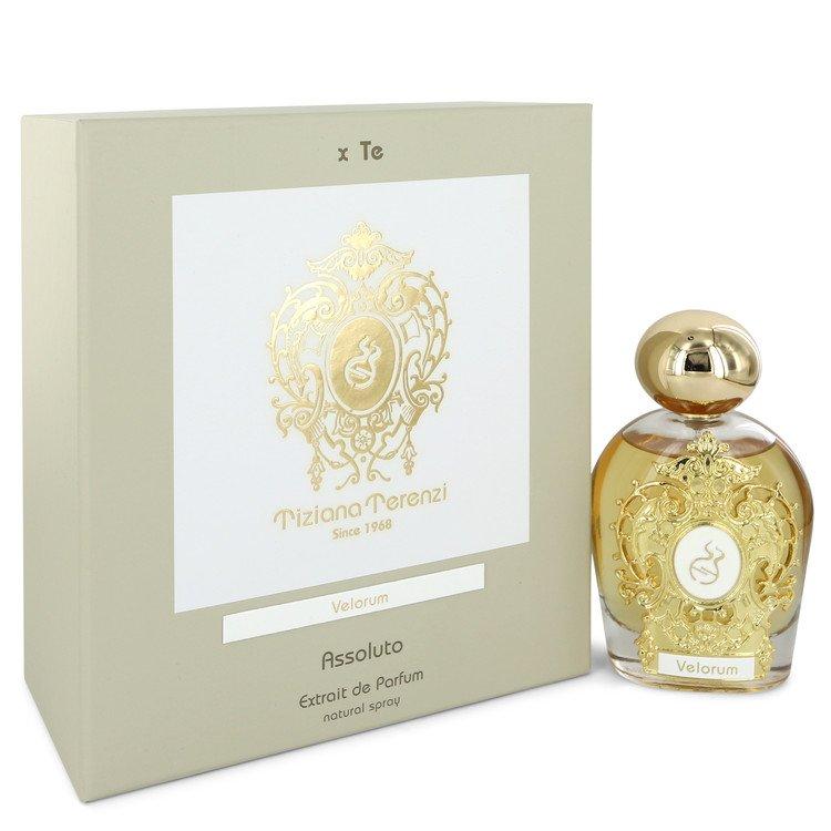 Tiziana Terenzi Velorum by Tiziana Terenzi Extrait De Parfum Spray (Unisex) 3.38 oz