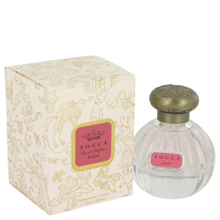 Tocca Isabel by Tocca Eau De Parfum Spray 1.7 oz (50ml)
