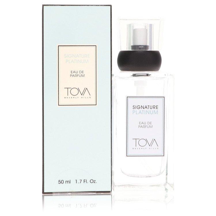 Tova Signature Platinum by Tova Beverly Hills Eau De Parfum Spray 1.7 oz (50ml)