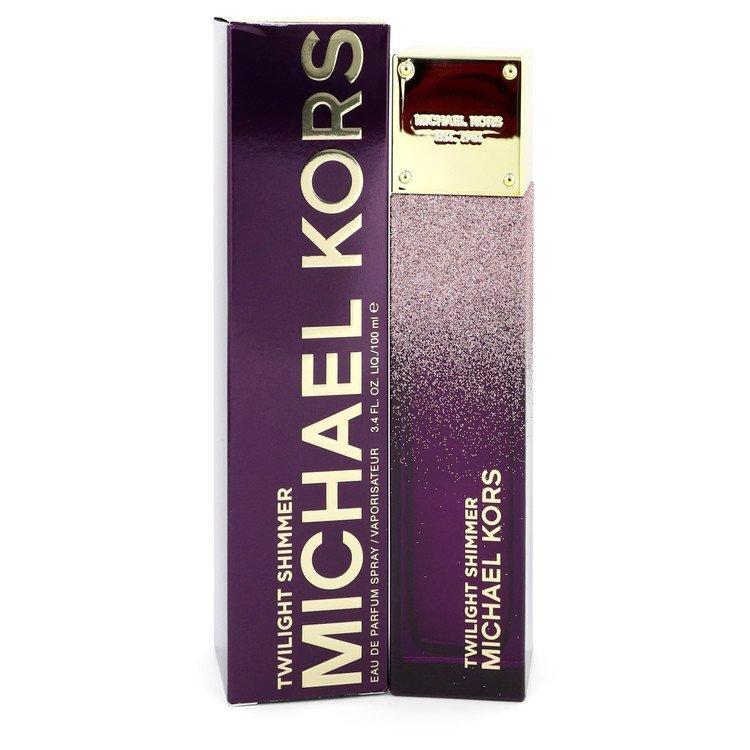 Twilight Shimmer by Michael Kors Eau De Parfum Spray 3.4 oz (100ml)
