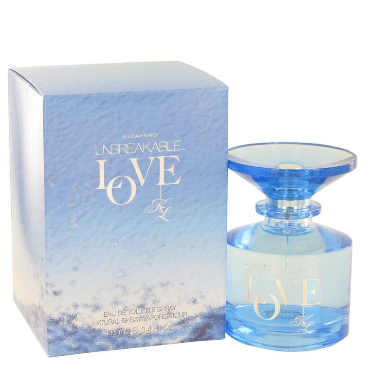 Unbreakable Love by Khloe and Lamar Eau De Toilette Spray 3.4 oz (100ml)