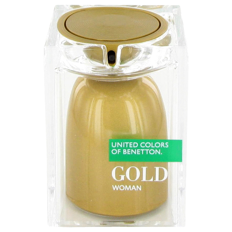 United Colors Of Benetton Gold perfume for women