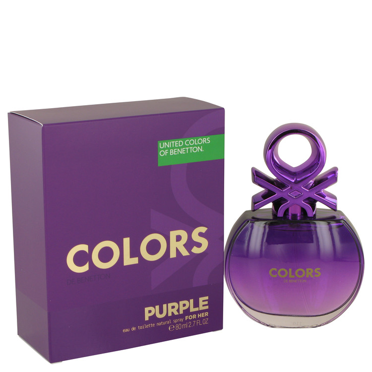 United Colors Of Benetton Purple perfume for women