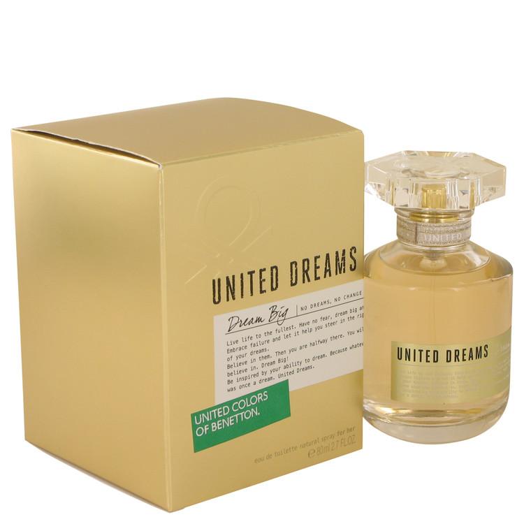 United Dreams Dream Big perfume for women