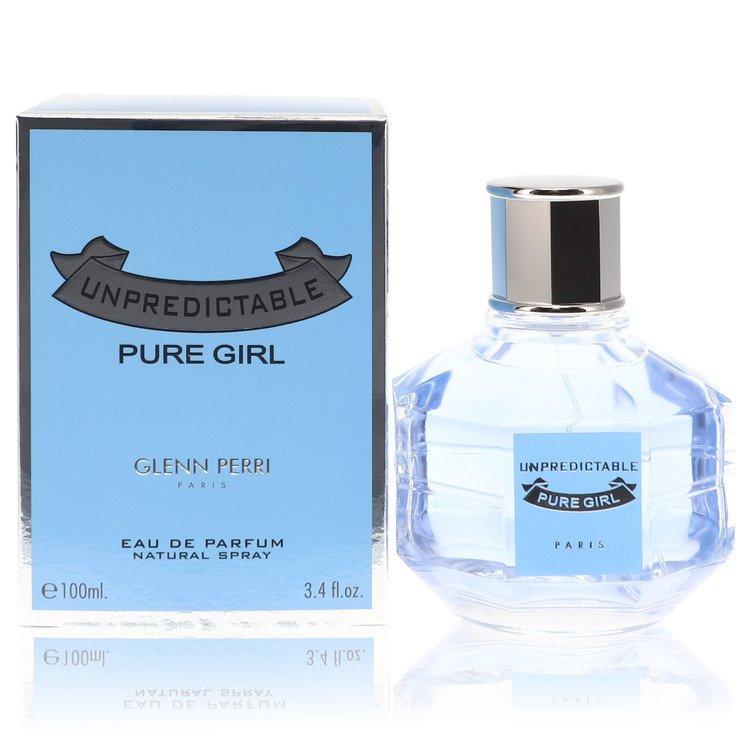 Unpredictable Pure Girl by Glenn Perri