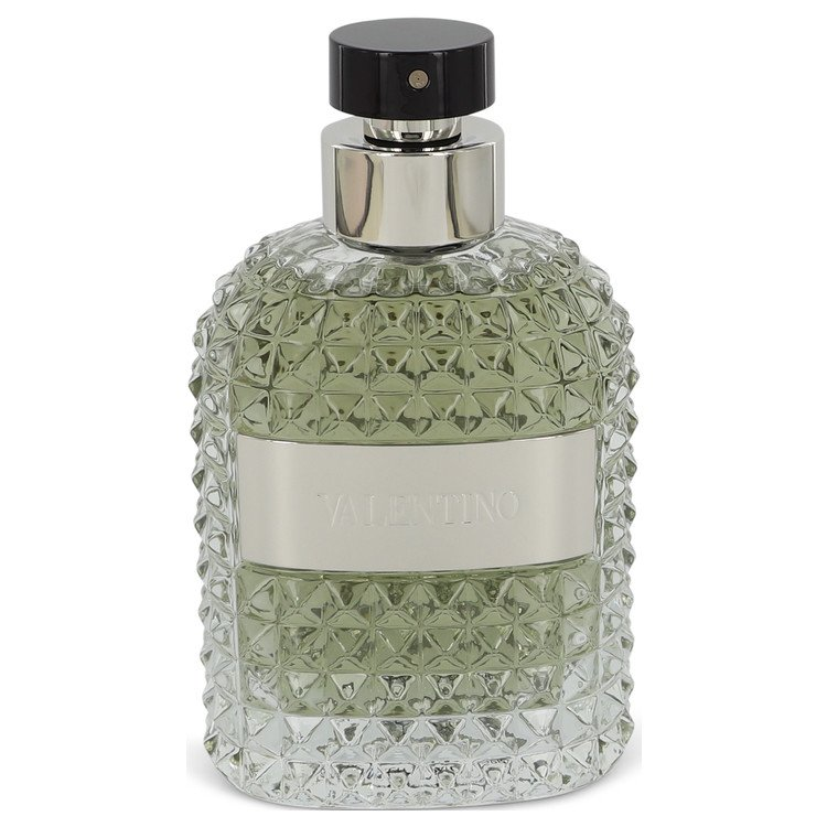 Valentino Uomo Acqua by Valentino Eau De Toilette Spray (Tester) 4.2 oz (125ml)