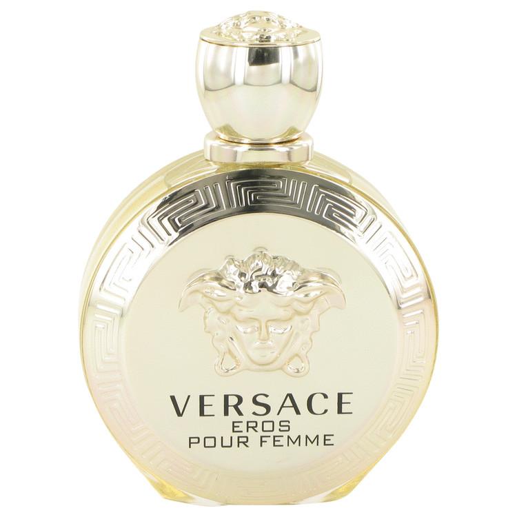 Versace Eros by Versace Eau De Parfum Spray (Tester) 3.4 oz (100ml)