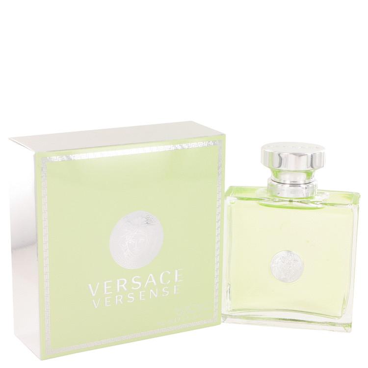 Versace Versense by Versace Eau De Toilette Spray 3.4 oz (100ml)