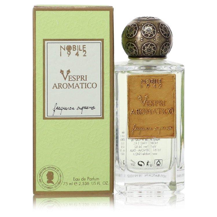 Vespri Aromatico  by Nobile 1942 Eau De Parfum Spray (Unisex) 2.5 oz (75ml)