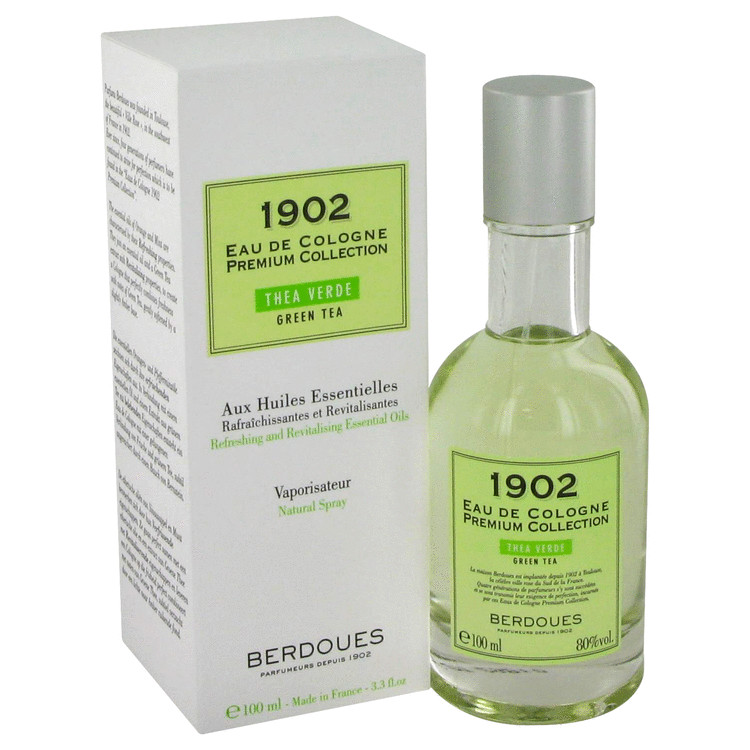 1902 Green Tea by Berdoues Cologne for him