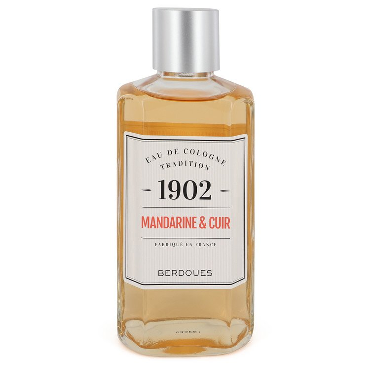 1902 Mandarine Leather by Berdoues Cologne for him