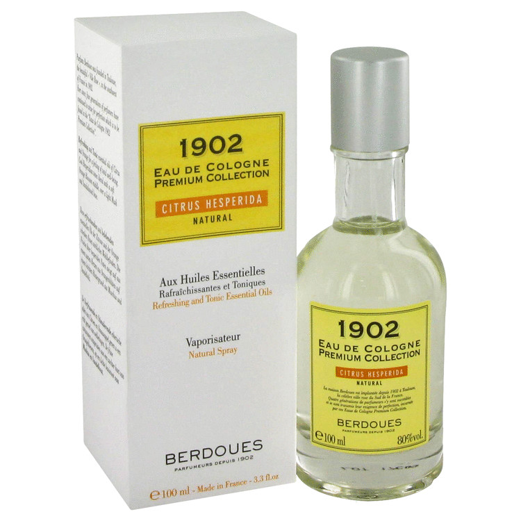 1902 Natural by Berdoues Cologne for him