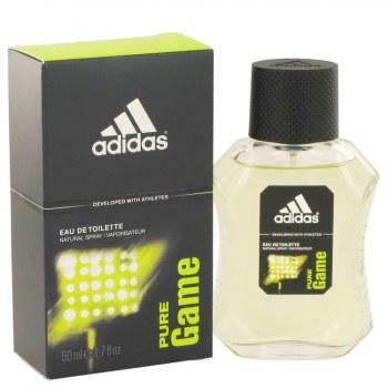 Adidas Pure Game Eau De Toilette Spray 1.7 oz