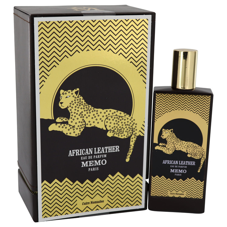 African Leather by Memo Unisex Perfume for her & him