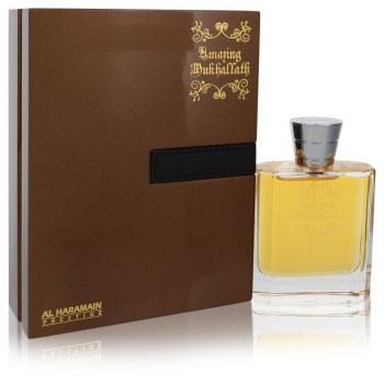 Al Haramain Amazing Mukhallath Eau De Parfum Spray unisex 3.4 oz