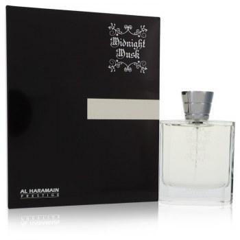 Al Haramain Midnight Musk Eau De Parfum Spray unisex 3.4 oz