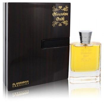 Al Haramain Obsessive Oudh Eau De Parfum Spray unisex 3.4 oz