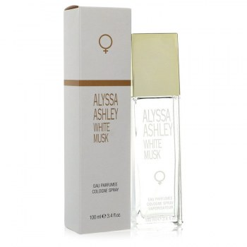 Alyssa Ashley White Musk Eau Parfumee Cologne Spray 3.4 oz