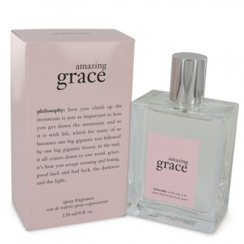 Amazing Grace Eau De Toilette Spray 4 oz