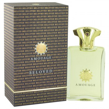 Amouage Beloved Eau De Parfum Spray 3.4 oz