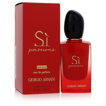 Armani Si Passione Intense Eau De Parfum Spray 1.7 oz
