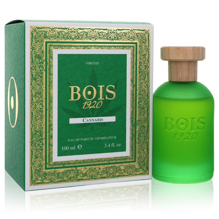 Bois 1920 Cannabis by Berdoues Cologne for him