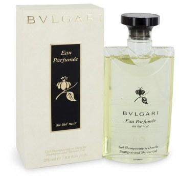 Bvlgari Eau Parfumee Au The Noir Shower Gel 6.8 oz