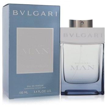 Bvlgari Man Glacial Essence Eau De Parfum Spray 3.4 oz
