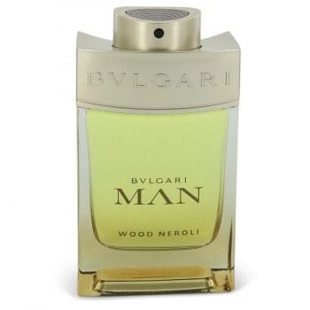 Bvlgari Man Wood Neroli Eau De Parfum Spray tester 3.4 oz