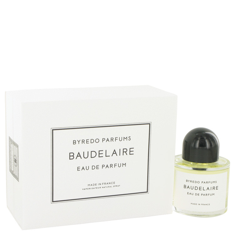 Byredo Baudelaire by Bvlgari Cologne for him