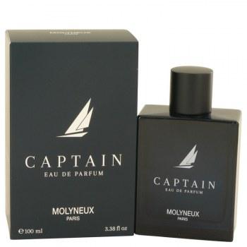 Captain Eau De Parfum Spray 3.4 oz
