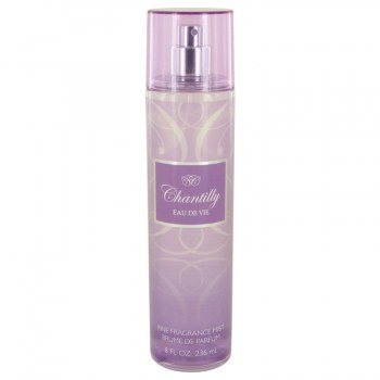 Chantilly Eau De Vie Fragrance Mist Parfum Spray 8 oz