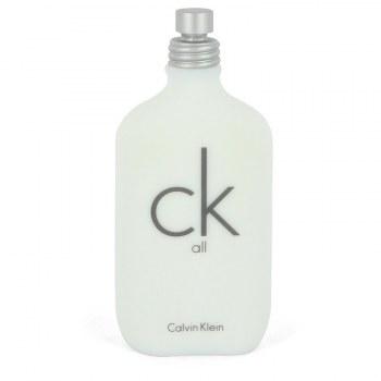 Ck All Eau De Toilette Spray unisex Tester 3.4 oz