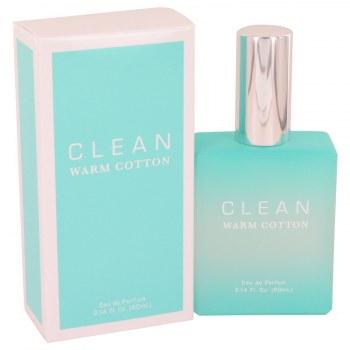 Clean Warm Cotton Eau De Parfum Spray 2.14 oz