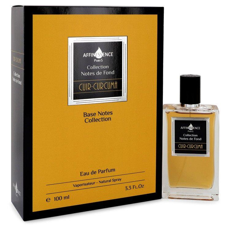 Cuir Curcuma by Affinessence Unisex Perfume for her & him