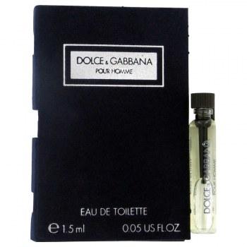 Dolce & Gabbana Vial sample 0.06 oz