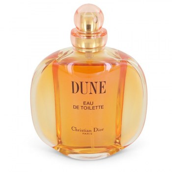 Dune Eau De Toilette Spray tester 3.4 oz