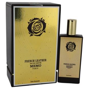 French Leather Eau De Parfum Spray unisex 2.5 oz