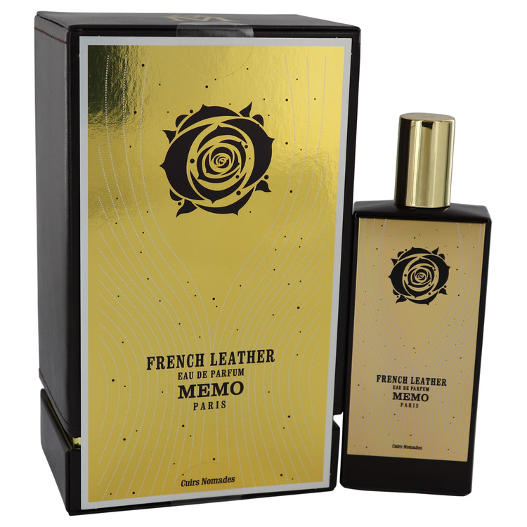 French Leather by Memo Unisex Perfume for her & him