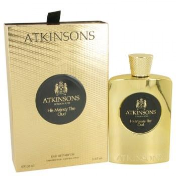 His Majesty The Oud Eau De Parfum Spray 3.3 oz