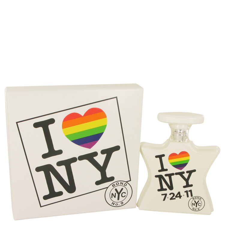 I Love New York Marriage Equality Edition by Bvlgari Cologne for him