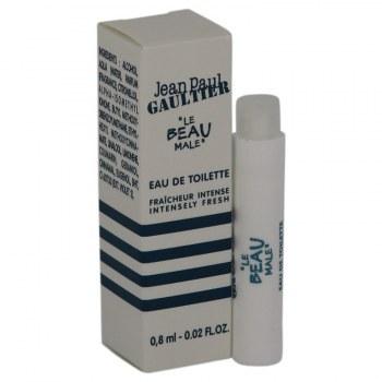 Jean Paul Gaultier Le Beau Vial sample Fraicheur Intense 0.02 oz