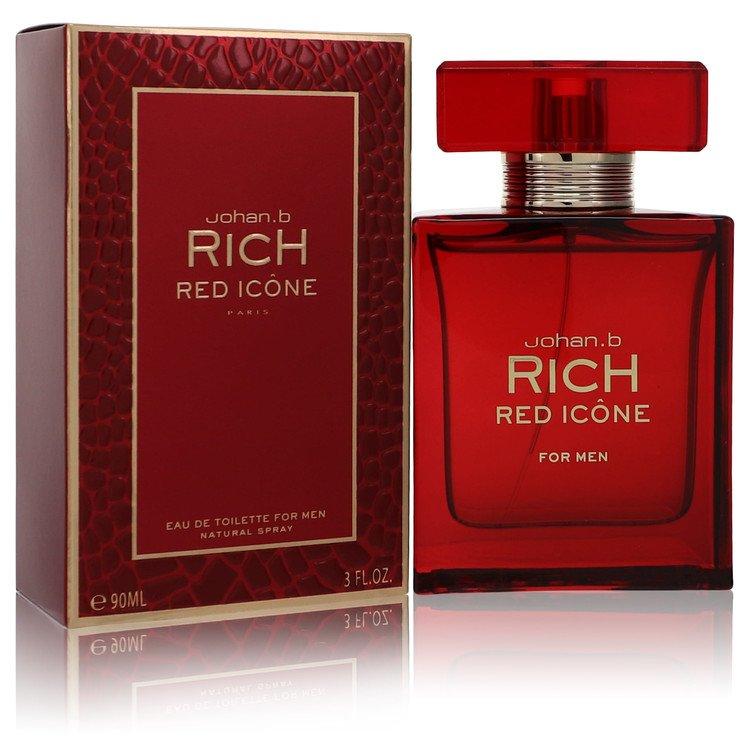 Johan B Rich Red Icone by Johan B Perfume for him