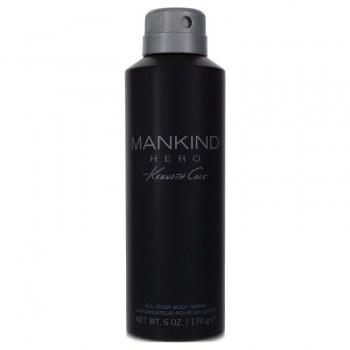 Kenneth Cole Mankind Hero Body Spray 6 oz