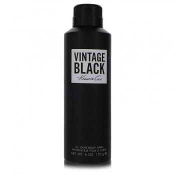 Kenneth Cole Vintage Black Body Spray 6 oz