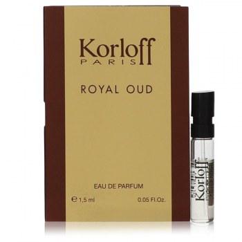 Korloff Royal Oud Vial unisex Sample 0.05 oz