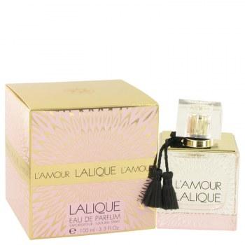 Lalique L'Amour Eau De Parfum Spray 3.3 oz