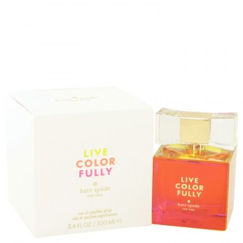Live Colorfully Eau De Parfum Spray 3.4 oz