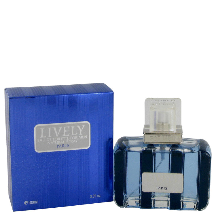 Lively by Parfums Lively Cologne for him